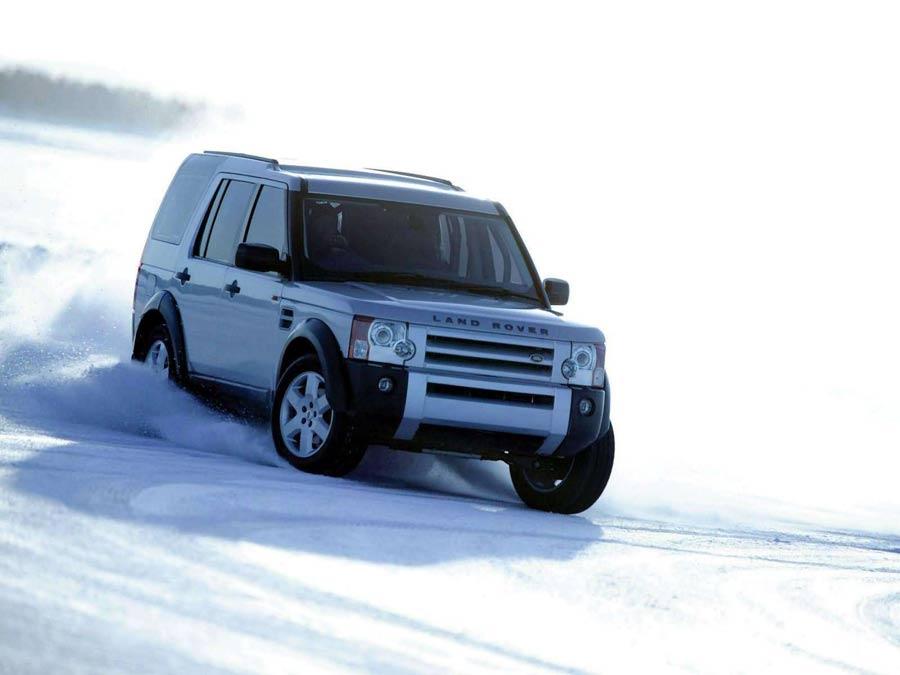 Land Rover Discovery de 2005.