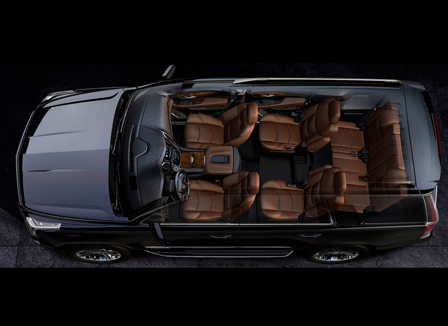 Nuevo Cadillac Escalade 2015