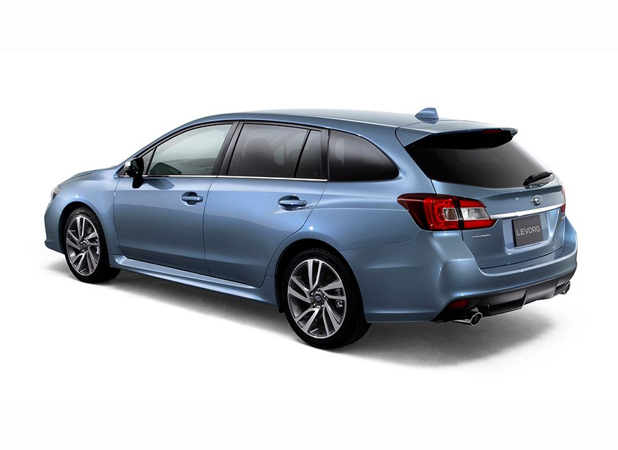 Nuevo Subaru Levorg