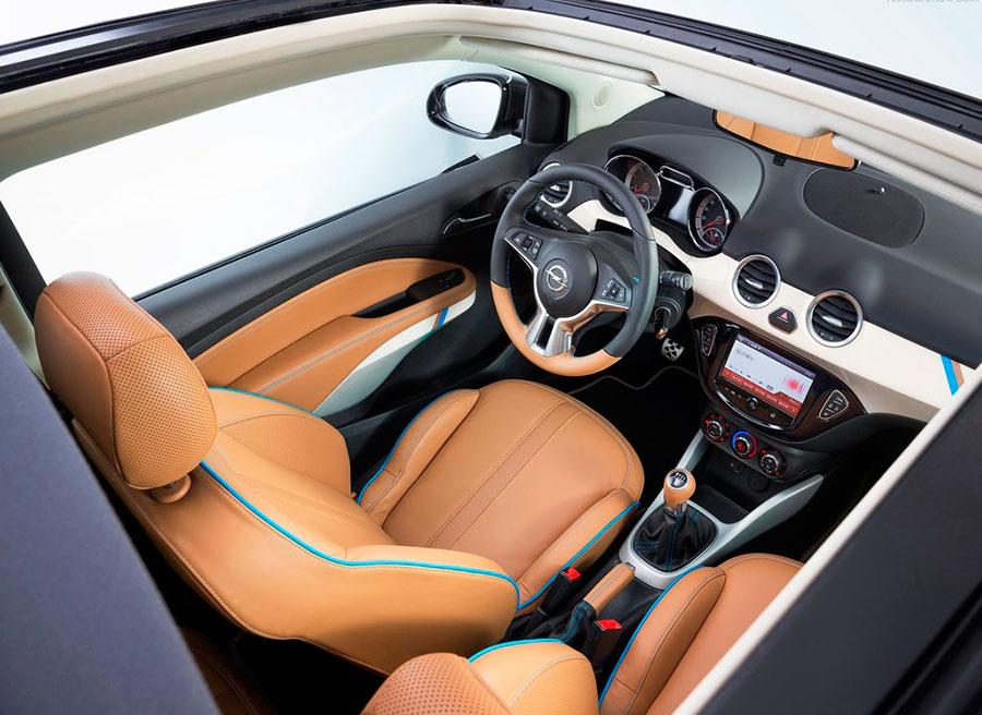 Opel Adam SUV Rocks Concept