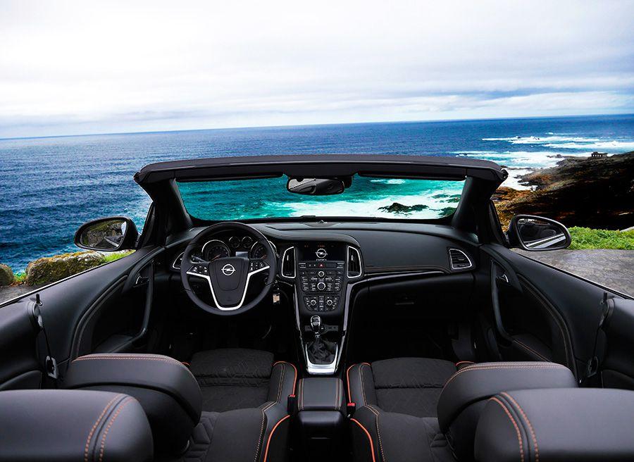 Prueba Opel Cabrio 1.4 Turbo 140 CV MY 2013, Cabo Silleiro, Rubén Fidalgo