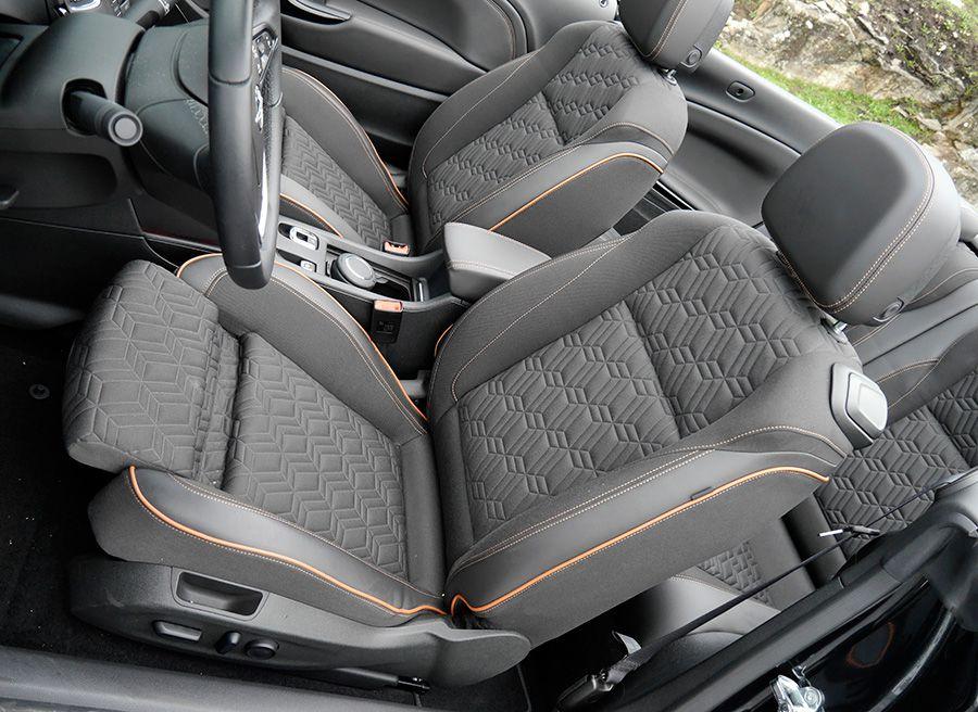 Prueba Opel Cabrio 1.4 Turbo 140 CV MY 2013, interior, Rubén Fidalgo