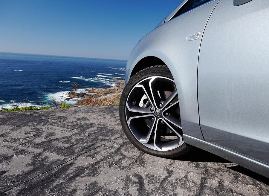 Prueba Opel Zafira Tourer CDTi Biturbo 195 CV, Cabo Silleiro, Rubén Fidalgo