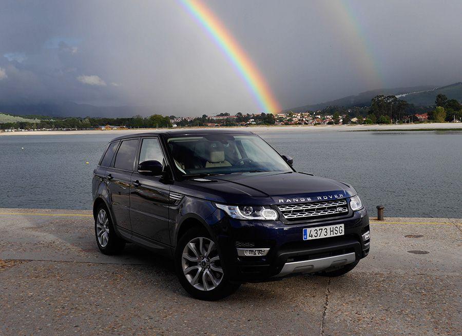 Prueba Range Rover Sport HSE SDV6 290 CV, Baiona, Rubén Fidalgo