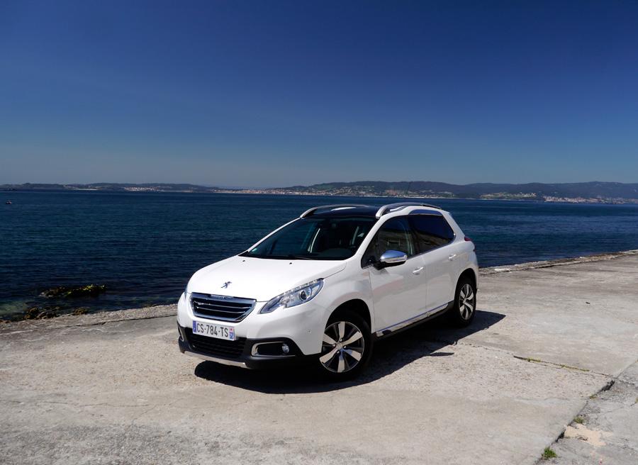 Prueba comparativa Peugeot 2008 Allure e-HDi 115 CV, Rubén Fidalgo