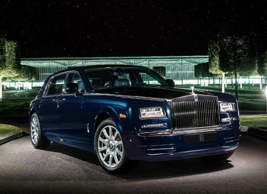 Rolls-Royce Celestial Phantom.