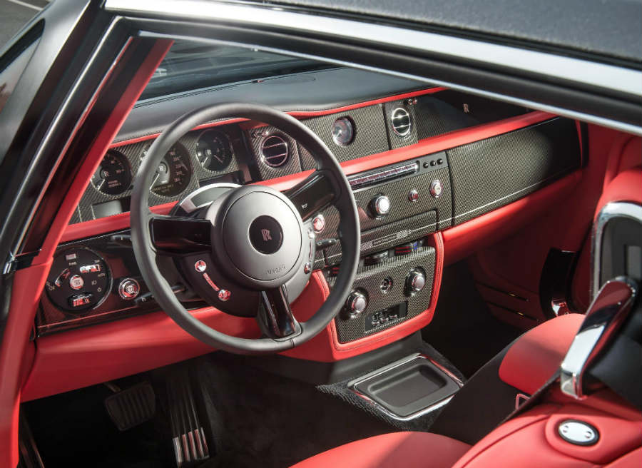 Rolls Royce Phantom Bespoke Chicane Coupe, lujo en estado puro.