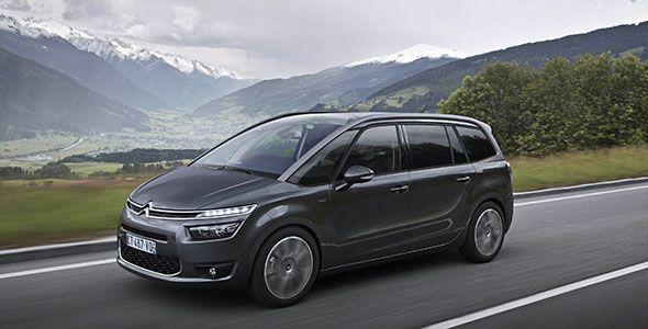 Ya a la venta los Citroën C4 Picasso y Grand Picasso Blue HDi 150 CV