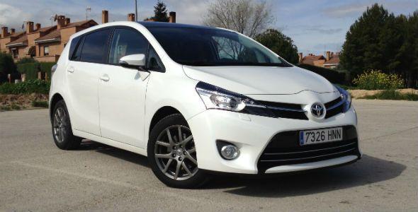 Toyota Verso 2013: lo ponemos a prueba