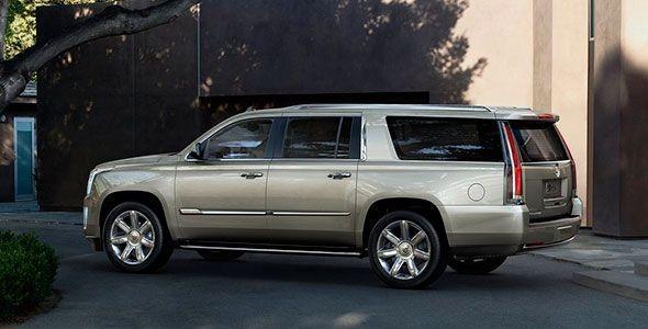 Cadillac Escalade 2015: más y mejor