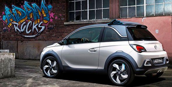 El Opel Adam podría tener una versión SUV