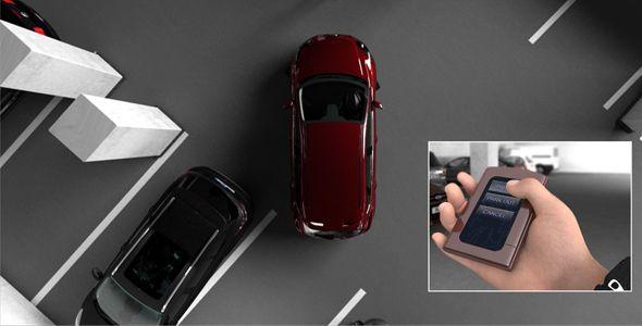 Ford: nuevo sistema de aparcamiento sin conductor