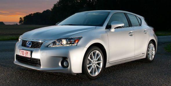 Lexus CT 200h Hybrid Plus, 30 unidades con equipamiento exclusivo
