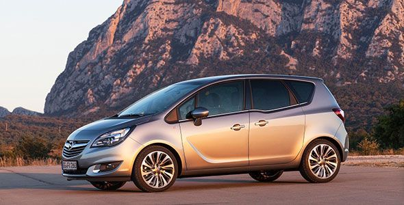 Nuevo Opel Meriva MY 2014