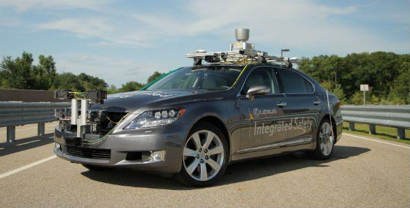 Toyota AHDA: la conducción autónoma, más cerca