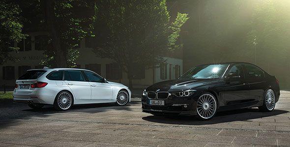 Nuevo BMW ALPINA D3 Bi-Turbo: el diésel más rápido del mundo