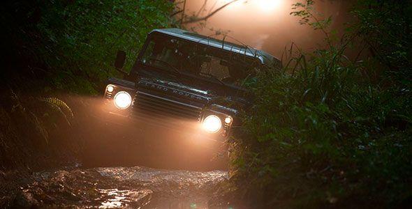 El Land Rover Defender dejará de venderse en EE.UU.