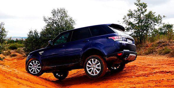 Range Rover Sport HSE SDV6 290 CV 2013: la prueba completa