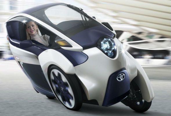 Toyota i-ROAD: confirmada su producción