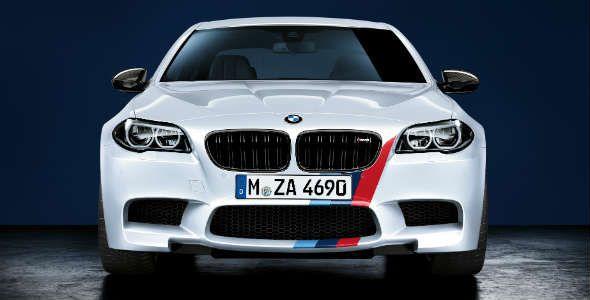 BMW M5 y M6: Individual M Performance