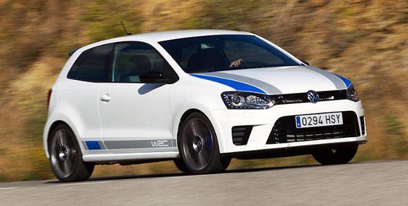 Volkswagen Polo R WRC 2013: lo probamos en un tramo de rallys