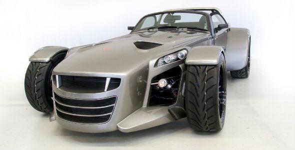 Donkevoort D8 GTO, el deportivo holandés