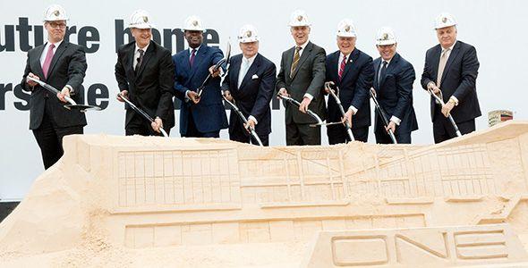 Porsche abrirá un centro oficial de 215.000 m2 en Los Ángeles