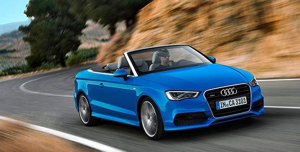 El Audi A3 Cabrio comienza su producción en Hungría