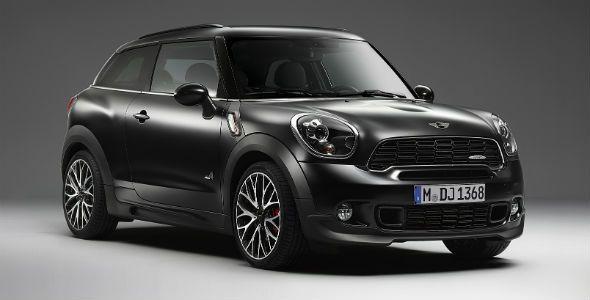 Mini Frozen Black, nuevo color de carrocería