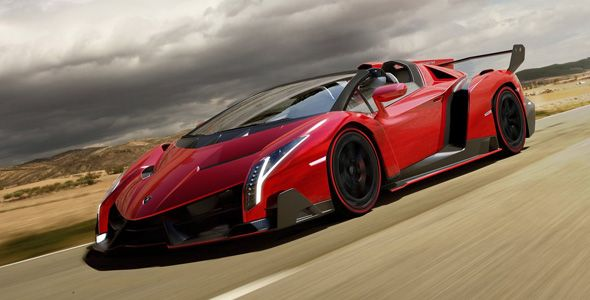 ¿Qué coches puedes comprar por el precio del Lamborghini Veneno Roadster?