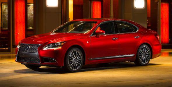 Nuevo Lexus LS 600h, desde 120.000 euros