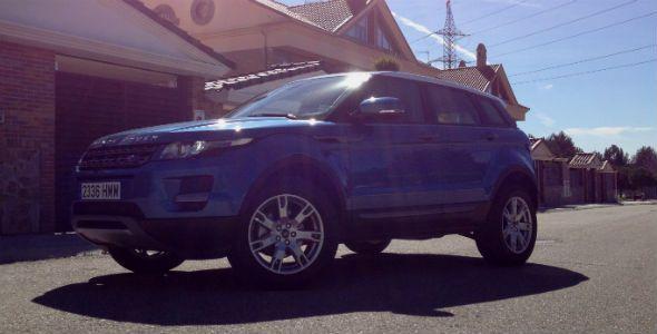 Range Rover Evoque 2.2 eD4 150 CV 4×2: la prueba