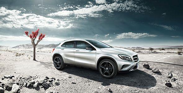 Nuevo Mercedes GLA Edition 1, disponible en noviembre