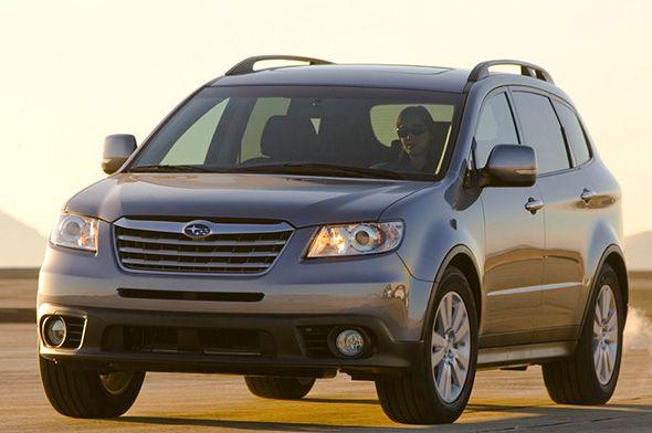 Finaliza la producción del Subaru Tribeca en enero