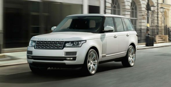 Range Rover Long Wheel Base: precios disponibles