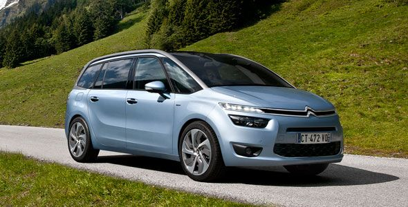 Citroën Grand C4 Picasso: lo conducimos