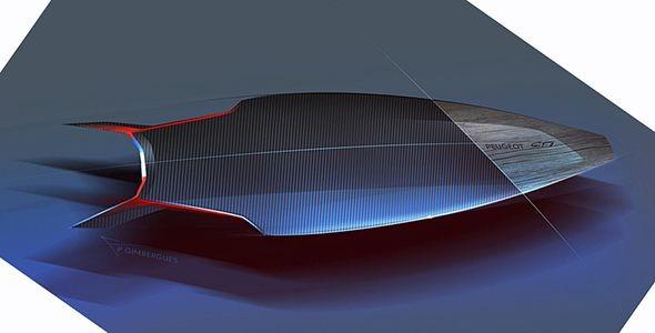 Peugeot Design Lab: del molinillo a la tabla de surf