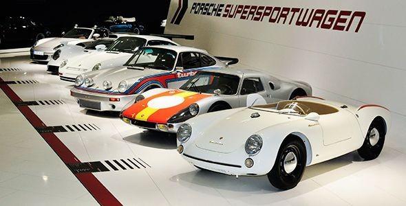 Los mejores Porsche de la historia, nueva exposición en el Museo Porsche
