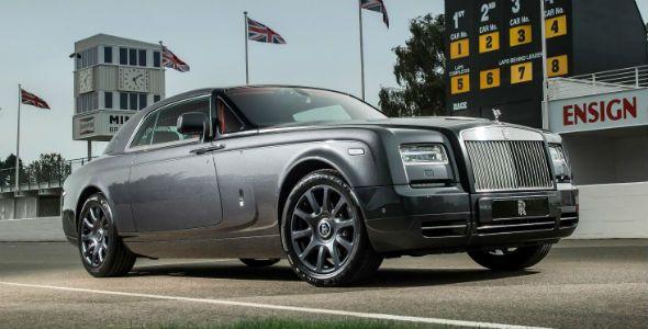 Rolls-Royce en el Salón de Dubai
