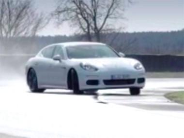 El nuevo Porsche S E-Hybrid híbrido enchufable MY 2013, en vídeo