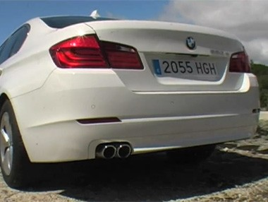 Vídeo prueba: BMW 520d EfficientDynamics