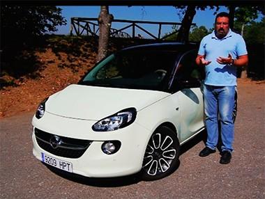 Vídeo prueba Opel Adam Glam 1.4 100 CV 2012