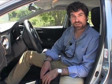 Vídeo prueba: Toyota Auris 90D