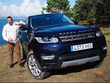 Vídeo prueba del Range Rover Sport HSE SDV6 292 CV MY 2013