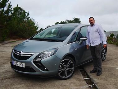Vídeo prueba Opel Zafira Tourer 2.0 CDTi Bi-Turbo 195 CV 2013