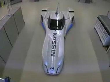 Nissan ZEOD RC, así se monta un coche de carreras
