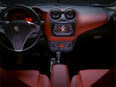 Alfa Romeo MiTo 2014: interior