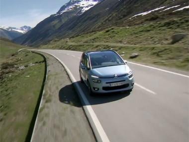 Citroën Grand C4 Picasso: modularidad