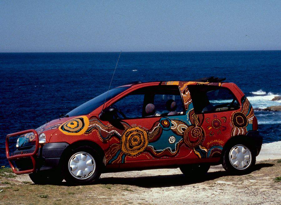 20 aniversario Renault Twingo