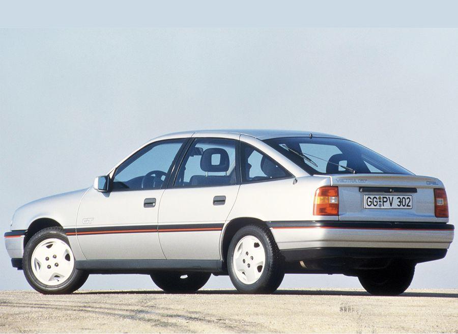 25 aniversario Opel Vectra